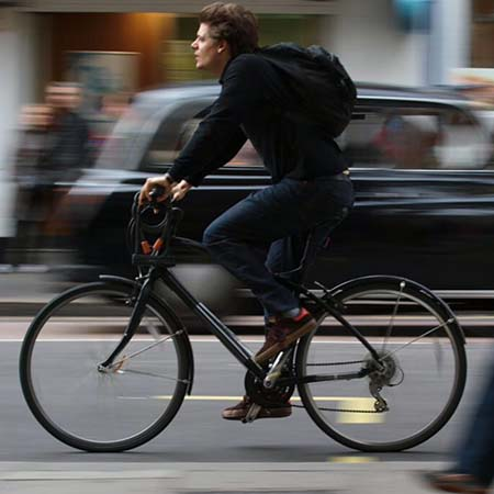 Bike for wellness